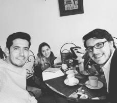 Team Founder Institute Satélite 2017