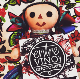 Cata de Vino y Chocolate. 2015